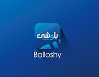 Balloshy Logo
