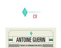 CV Antoine Guerin