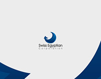 Swiss Egyptian Corporation logo