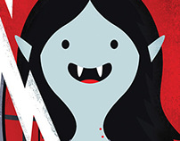 Marceline / Marshall Lee