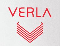 Verla Paper Mill Identity System   RISD
