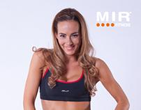 MIR Fitness - Doble página