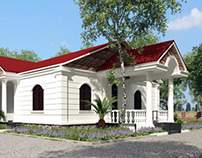 Villa Thao Dien, Vietnam