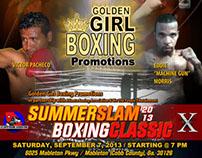 2013 SummerSlam Boxing Classic