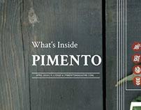 Pimento Magazine: Local Issue