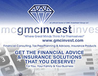 GMC Investment Group Branding Project 2014