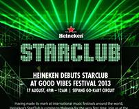 Heineken StarClub