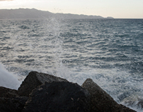 A walk into the sea