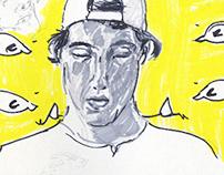 Sketchbook: Summer 2013