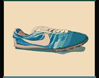 'Sneaker Head'  Marywood MFA thesis