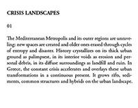 Crisis Landscapes