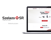 Szelazo website
