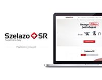 Szelazo website