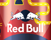 Red Bull | Carnival Limited Edition Cans