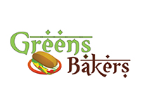 Logo Design - Green Bakers