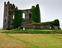 The green Ireland