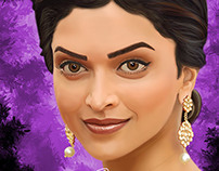 Deepika Padukone | Digital Painting