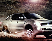 Retouch: Ford Ranger