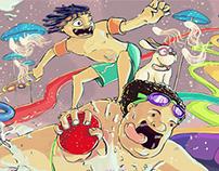 Extreme Splash.