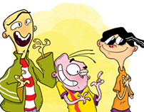 Ed, Edd n' Eddy - Cartoon Tribute Project