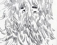 Sketchbooks: Winter 2013-14