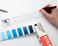 Sydema Logo Design // Corporate Image