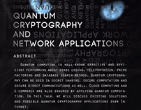 Cryptography Poster Design