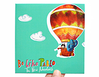 "CD Cover Designs for ""Be Like Pablo"""