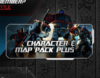 Transformers Game Site
