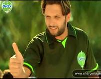 Dettol Shahid Afridi TVC