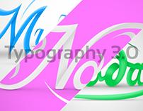 Typography 3.0
