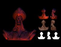 Jafar Bust