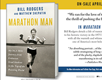 Marathon Man (St. Martin's Press) & Other Books