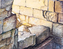 Spello Roman Archway