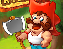 Iphone Game: Alio - The Woodcutter