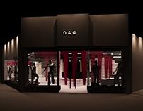 D&G Clothing Shop for Men