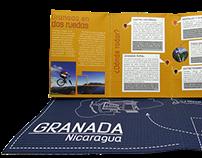 GRANADA,Nicaragua.  Una aventura en dos ruedas