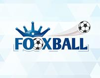 FooxBall Logo Tasarımı