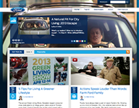 Ford Canada Social Media