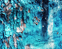 Kifisia Aqueduct - Rust and Blue