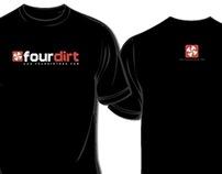 FourDirt T-Shirt Designs
