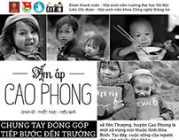 "Volunteer Project ""Am ap Cao Phong"""