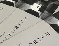Graphic Design of Printed Matter