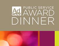 Public Service Award Dinner