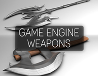 Game Engine Weapons