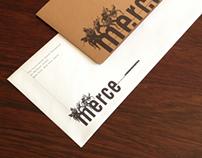 Typographic Logo, Event Identity, Lead Designer