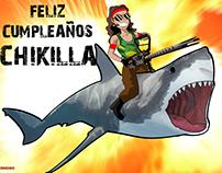 Happy Birthday Chikilla