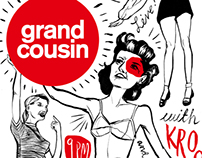 Grand Cousin show poster