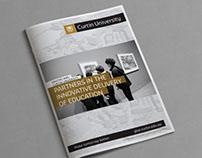 Fundraising Print Proposal   Curtin Uni and Navitas