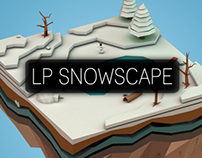 LP Snowscape